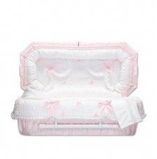 Pink Fair Child Caskets
