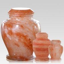 Pinkish Salt Biodegradable Urns