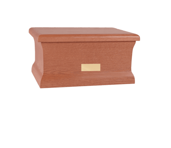 Pixie Wood Cremation Urn