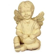 Play Ball Mini Angel Keepsakes