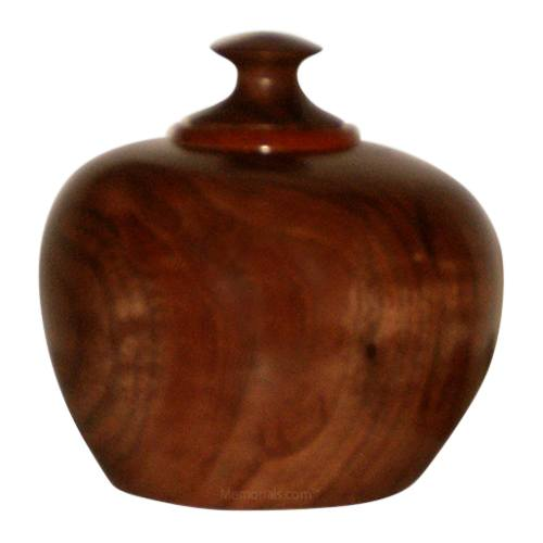 Play Wood Pet Cremation Urn