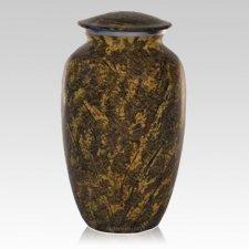 Plaza Metal Cremation Urn