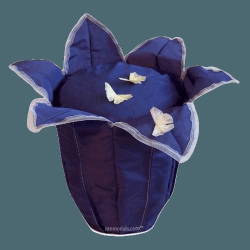 Plum Tulip Cremation Urn