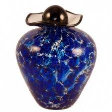 Plunge Glass Pet Cremation Urn