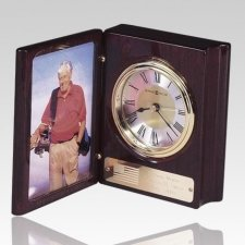 Portrait Book Keepsake Cremation Urn