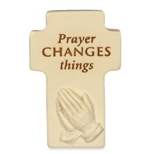 Prayer Comfort Cross Keepsakes