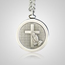 Prayer Urn Pendant
