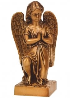 Praying Angel Bronze Statues