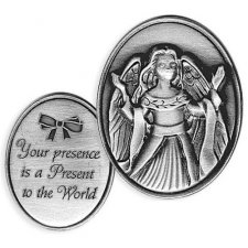 Presence Angel Comfort Tokens