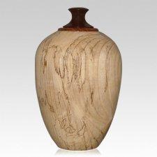 Pride Wood Cremation Urn