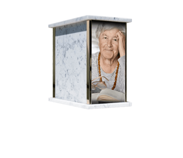 Prim Personalized Cremation Urn
