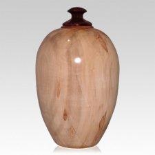 Prima Wood Cremation Urn
