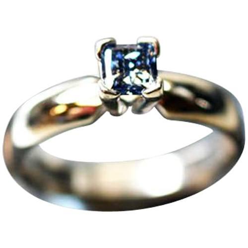 Princess Comfort Fit Ring