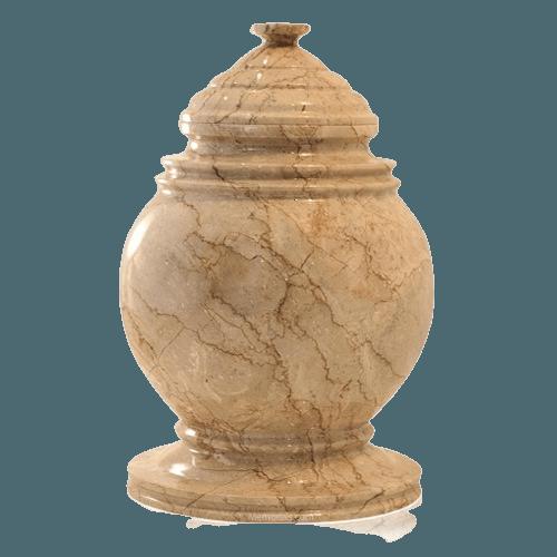 Princess Marble Cremation Urn