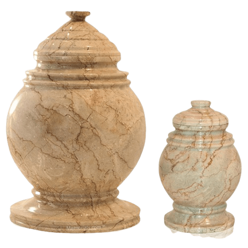 Princess Marble Cremation Urns