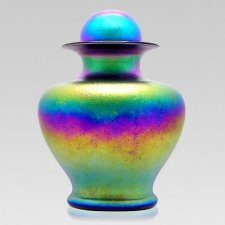 Prism Glass Cremation Urns