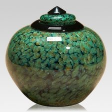 Proton Glass Cremation Urn