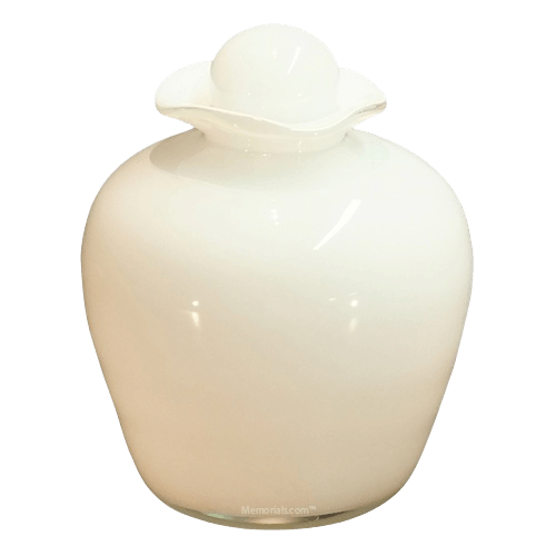 Pure Glass Cremation Urn