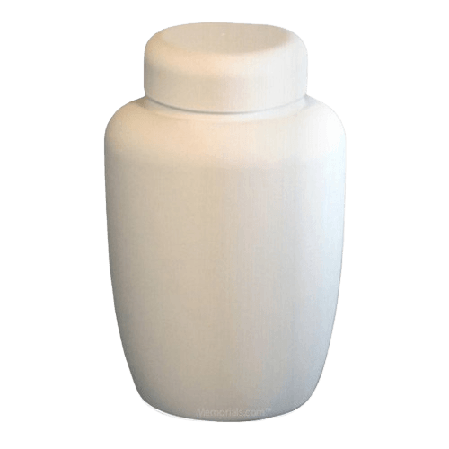 Purity Cornstarch Biodegradable Urn