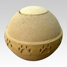 Purity Earth Biodegradable Pet Urn