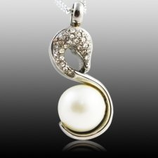 Purity Pearl Cremation Jewelry