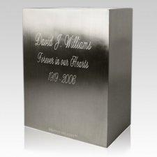 Quadrilateral Cremation Urn