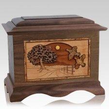 Quail Wood Cremation Urns
