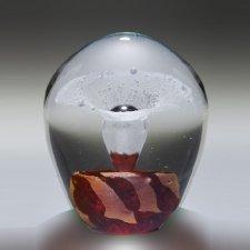 Quasar Geyser Small Glass Cremation Keepsake