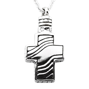 Forever Cross Keepsake Pendant