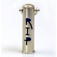 RIP Cremation Keychain Urn