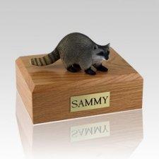 Raccoon Large Cremation Urn