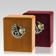 Race Car Cremation Urns