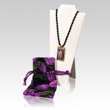 Ramona Memorial Jewelry Pouch
