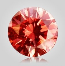Red Cremation Diamond XI