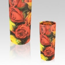 Roses Scattering Mini Biodegradable Urn