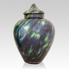 Reef Glass Pet Urn