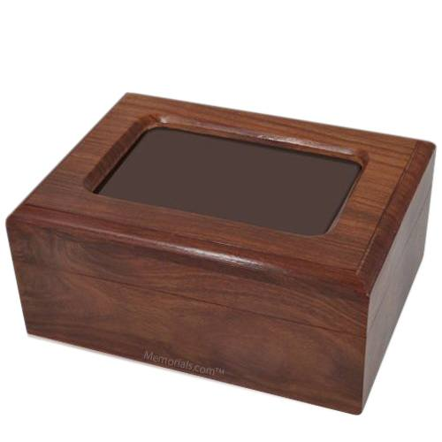 Reflection Photo Pet Small Cremation Urn