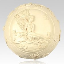 Reflections Angel Keepsake Box