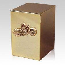 Reflesio Motorcycle Urn