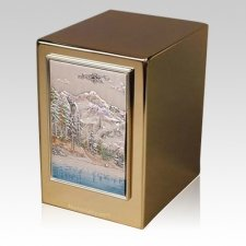 Reflesio Mountain View Urn