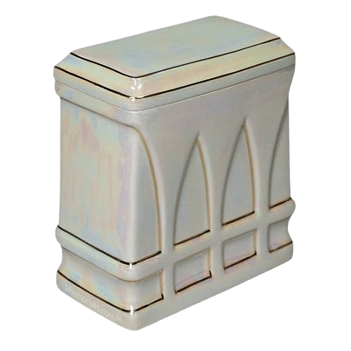 Refuge Porcelain Cremation Urn
