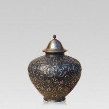 Regency Bronze Small Cremation Urn