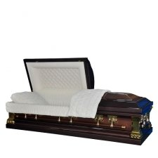 Regency Steel Casket