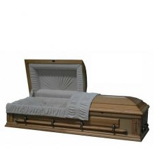 Regency Wood Casket