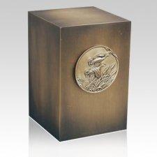 Relic Grasslands Bronze Urn