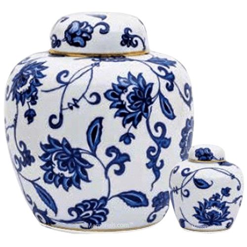 Renaissance Porcelain Cremation Urns