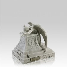 Resting Angel Keepsake Urn