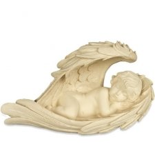 Resting Cherub Home & Garden Angel