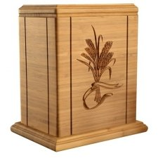 Resurrection Bamboo Nature Cremation Urn