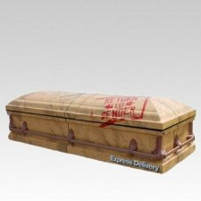 Return to Sender Casket
